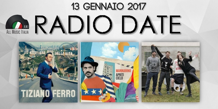 radio date 13 gennaio