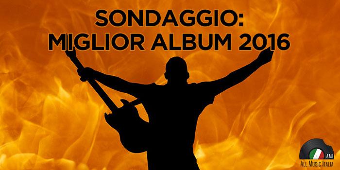 migliori album italiani del 2016