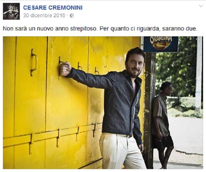 Cesare Cremonini post 2