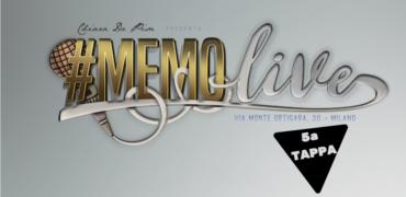 #memolive