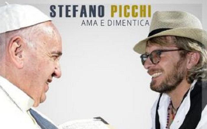 Stefano Picchi e Papa Francesco