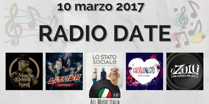 radio date 10 marzo