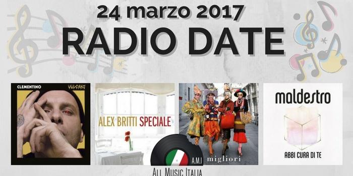 radio date 24 marzo