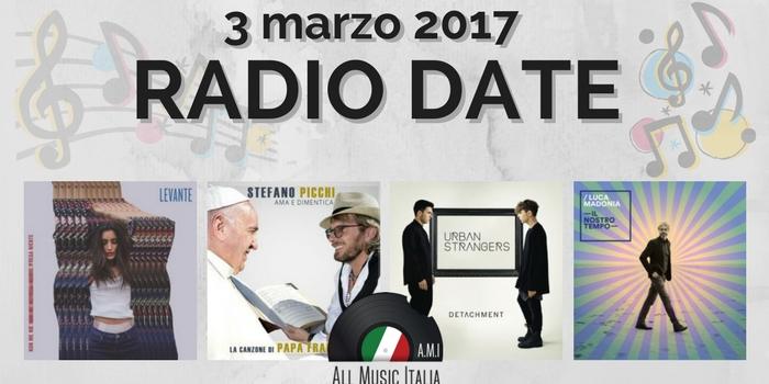 radio date 3 marzo