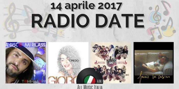 radio date 14 aprile