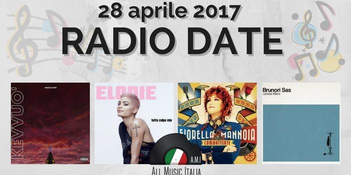 radio date 28 aprile
