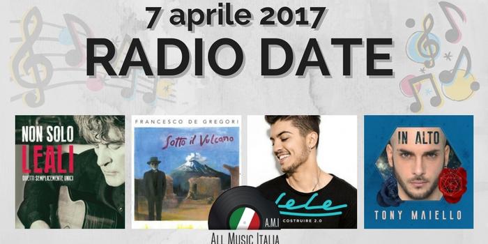 radio date 7 aprile