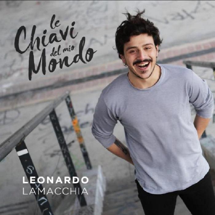 Leonardo Lamacchia cover le chiavi del mio mondo