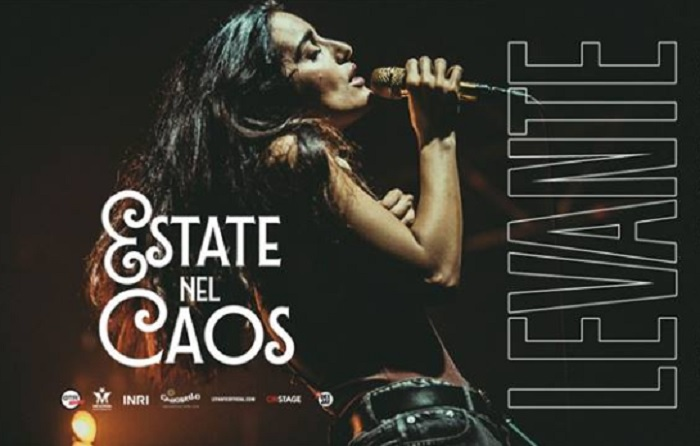Levante estate nel caos tour 2017