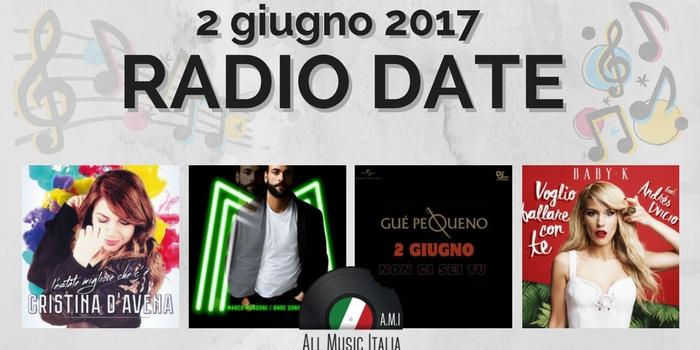 radio date 2 giugno