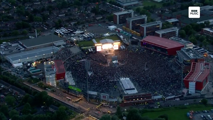 manchester one love