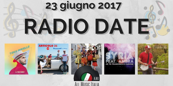 radio date 23 giugno