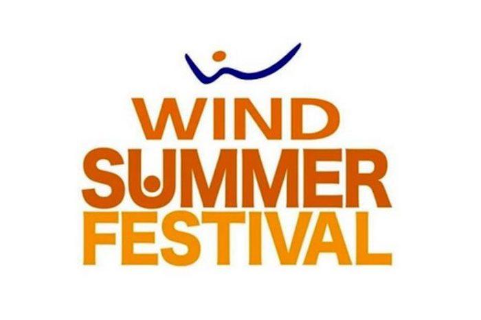 effetto festivalbar il wind summer festival potrebbe