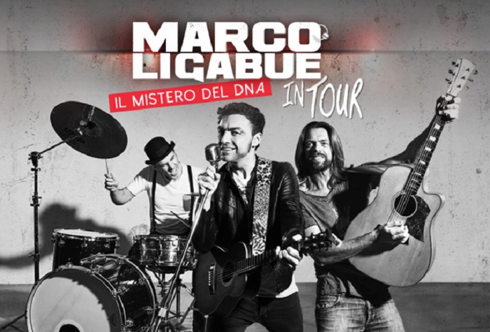 Marco Ligabue tour