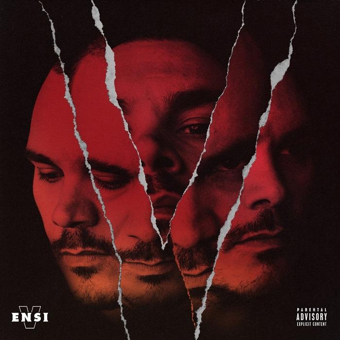 ENSI V front cover+