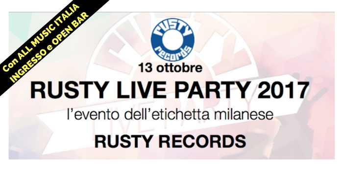 Rusty Live Party