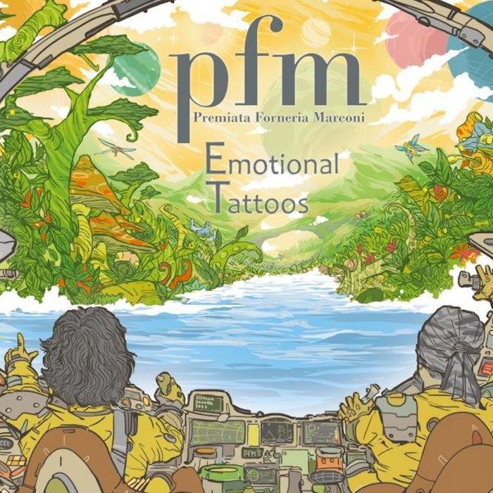 PFM Emotional Tattoos cover