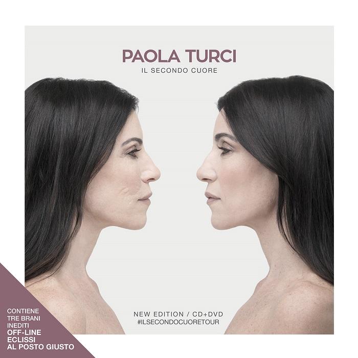 Paola Turci il secondo cuore re-pack fisico