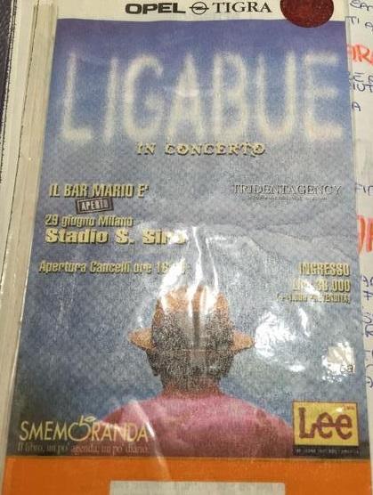 ligabue live