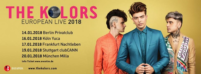 the kolors tour