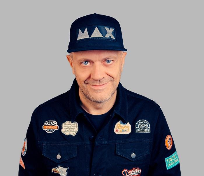 Buon compleanno Max Pezzali