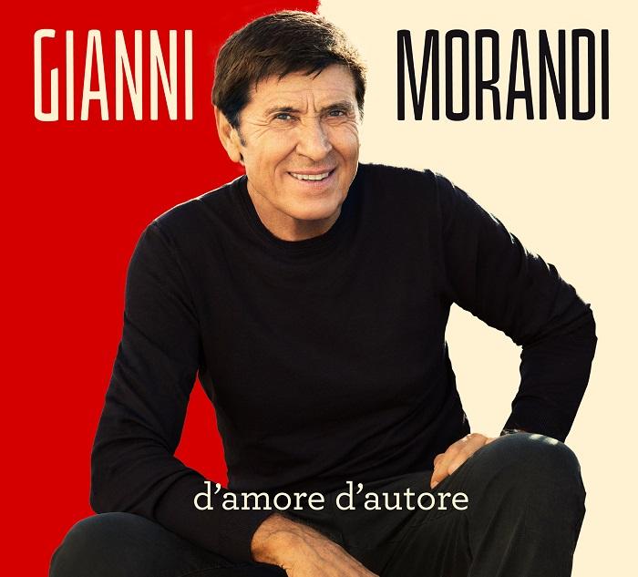 Gianni Morandi copertina