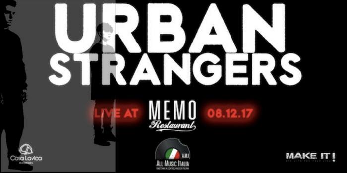 Urban Strangers live