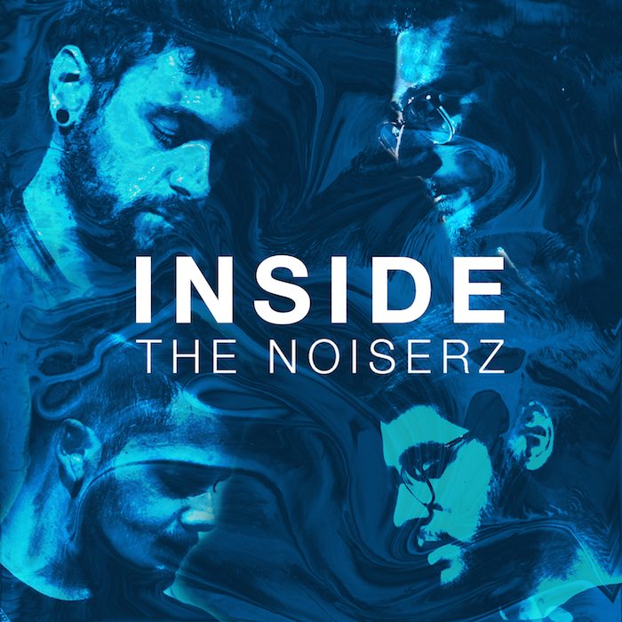 The noiserz INSIDE COPERTINA