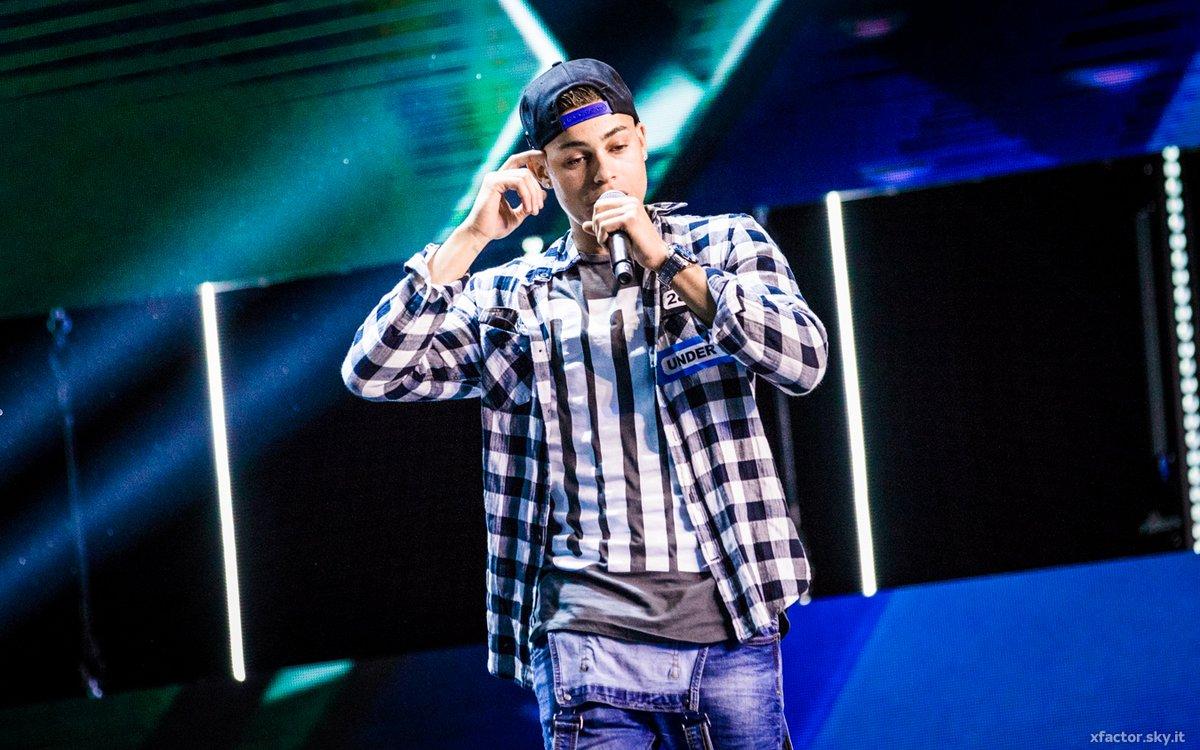 Einar Ortiz aspirante cantante di Amici 17