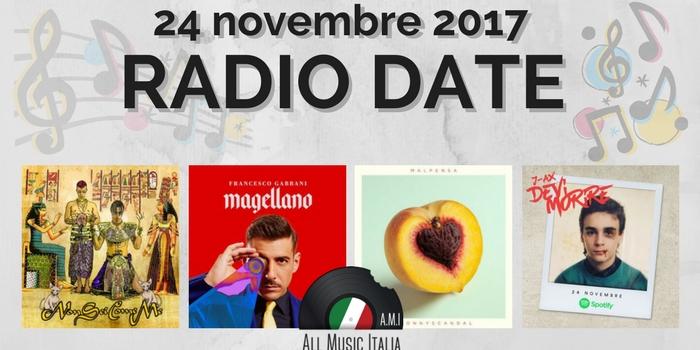 radio date 24 novembre
