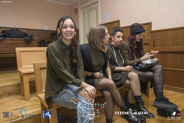 Casetta Live Social