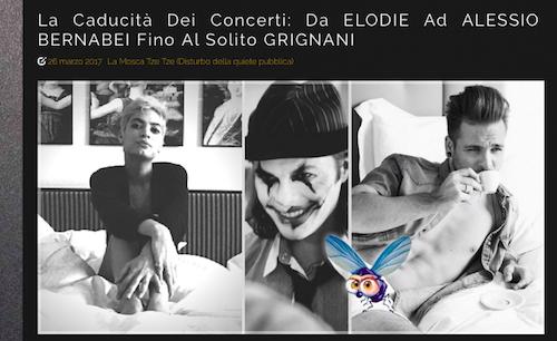 Musica italiana nel 2017