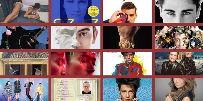 miglior copertina album italiano