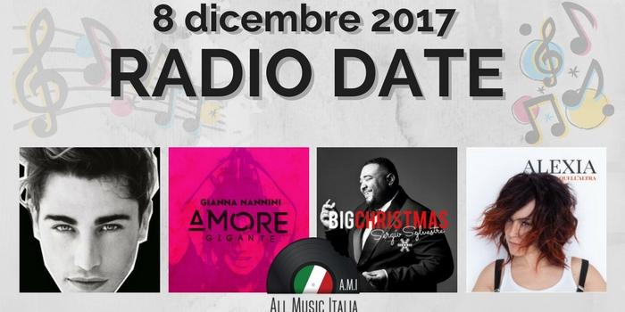 radio date 8 dicembre 2017