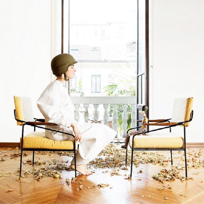 Irene Maggi - Cover Tank Girl