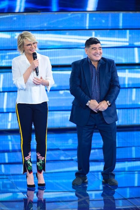 Maria De Filippi e Diego Armando Maradona_6473