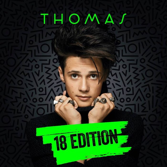 Thomas 18edition ecco la tracklist dell 39 album e le nuove date instore - Il sole alla finestra thomas ...