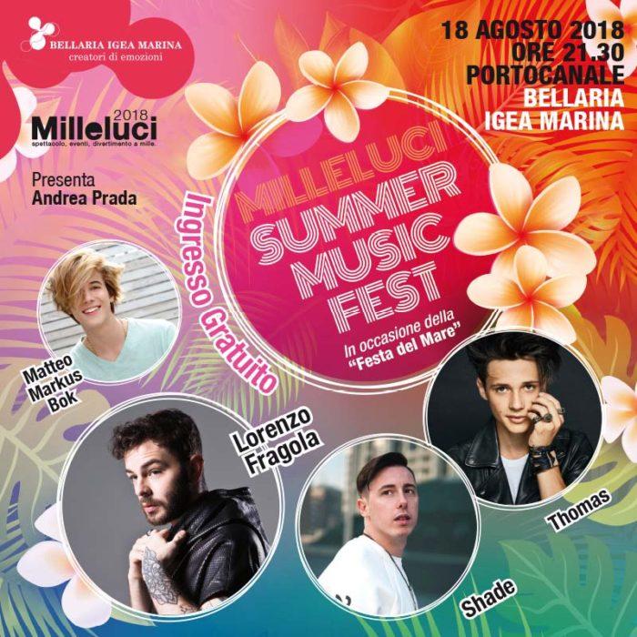 Milleluci Summer Fest