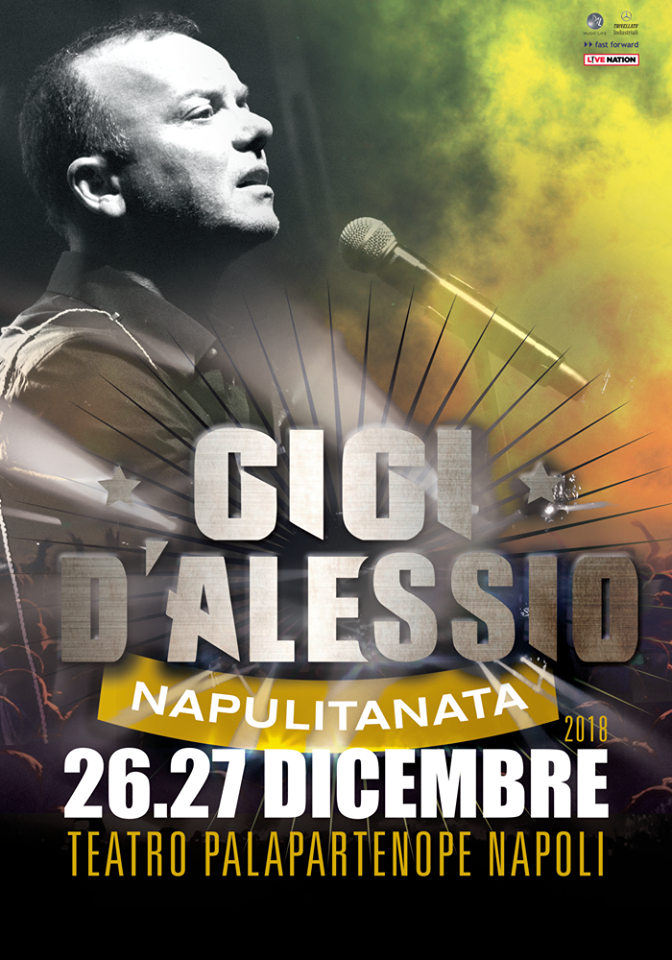 Gigi D'Alessio Napulitanata