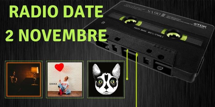 Radio Date 2 novembre 2018