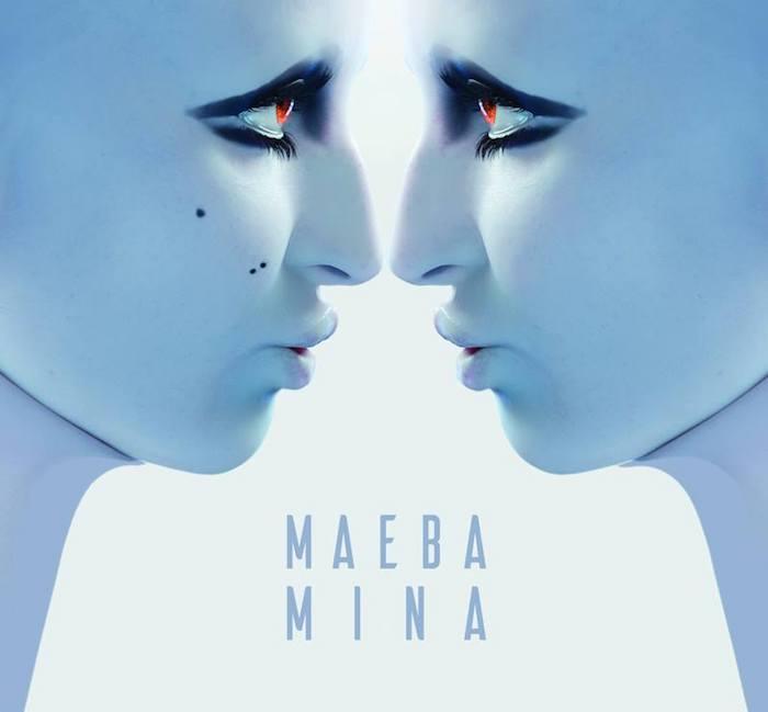 Maeba mina copertina