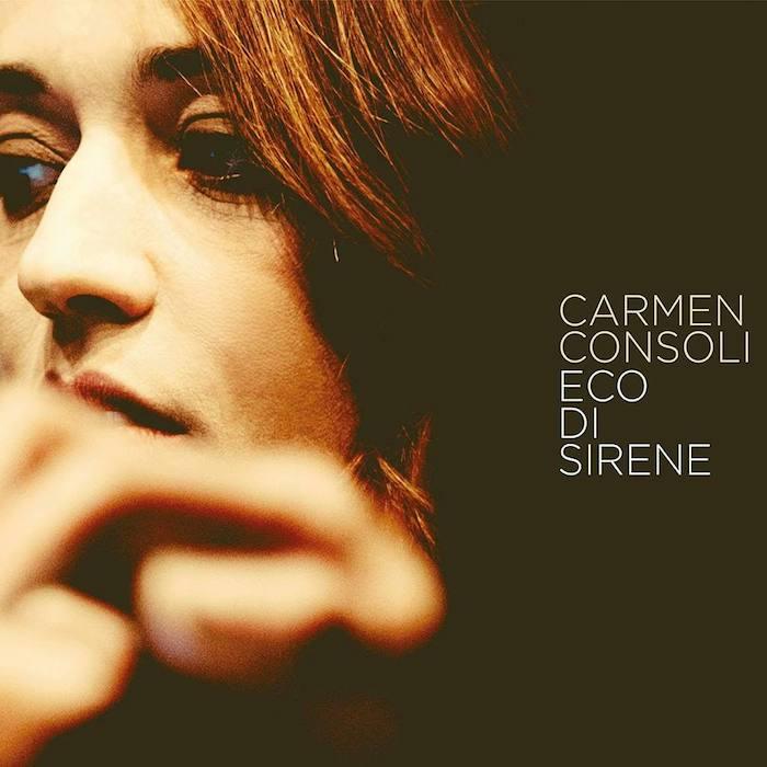 Carmen Consoli eco di sirene copertina