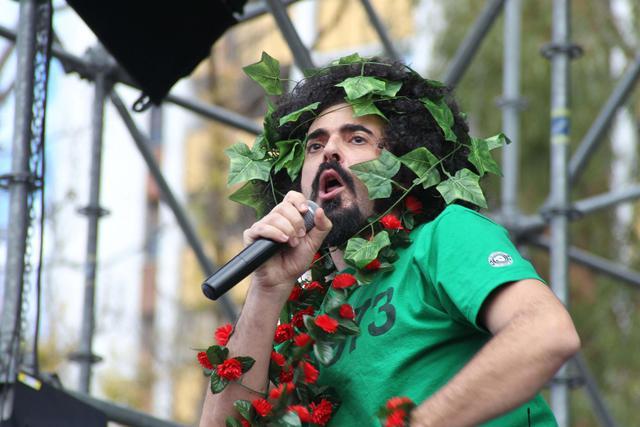 1 maggio: concerto Taranto; aperto da Caparezza