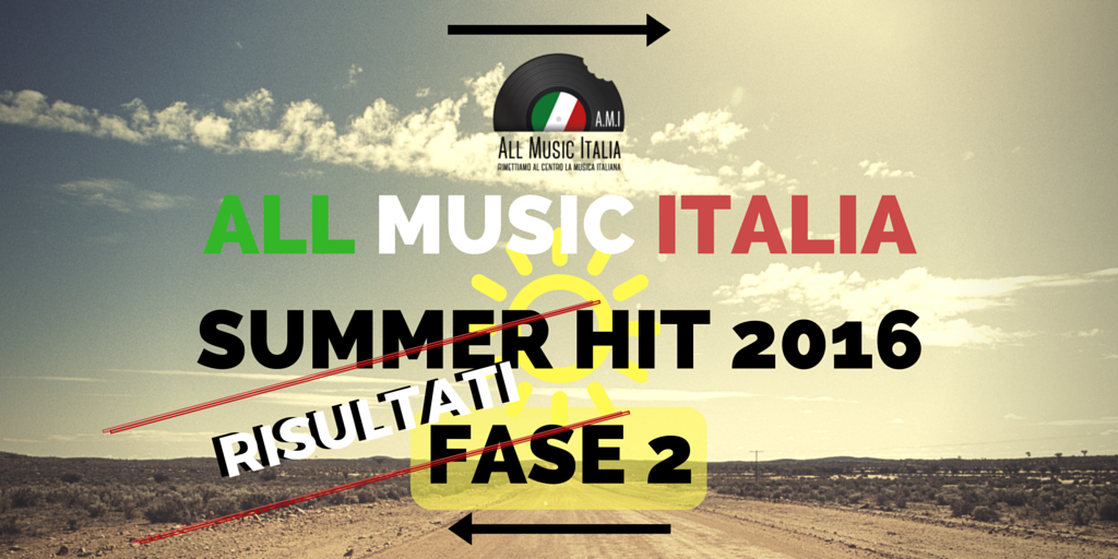 ALL MUSIC ITALIA SUMMER HIT