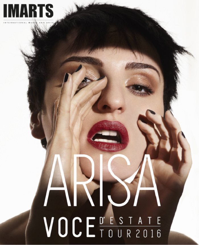 ARISA - VOCE d'estate tour 2016