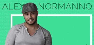 """ALEX NORMANNO canta l'amore estivo in """"Non c'è modo di scappare amore"""" scritta con SIMONE TOMASSINI"""
