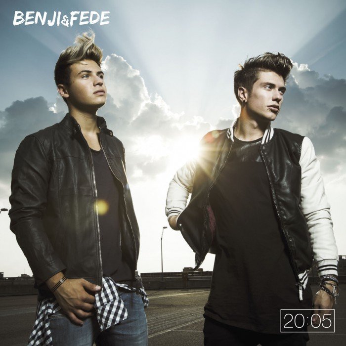 Cover album Benji & Fede