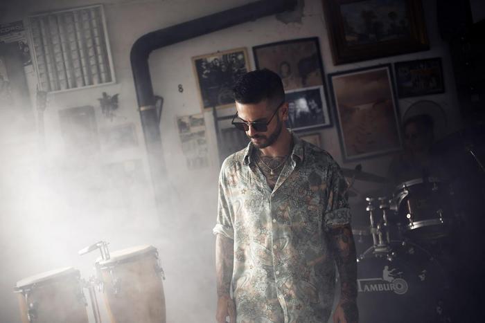 Buongiorno, in relazione all'intervista con il rapper Entics per il suo nuovo singolo Revoluciòn, appena mandata al desk di Milano, vi giro le foto fornite dall'ufficio stampa, scaricabili al seguente link: https://drive.google.com/folderview?id=0B8WfwlhhDU_6UmRjQUN6NTliNGs&usp=sharingFEDERICO PUCCI