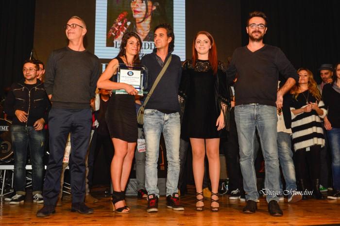 Lia Seddio Premio Warner Chappel e secondo posto