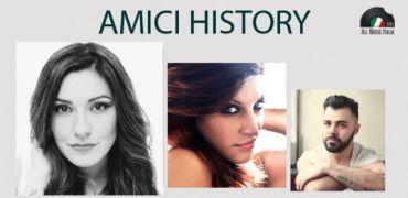 AMICI HISTORY ecco i risultati finali: sul podio SIMONETTA SPIRI, ELEONORA CRUPI e SALVO VINCI (risultati completi)